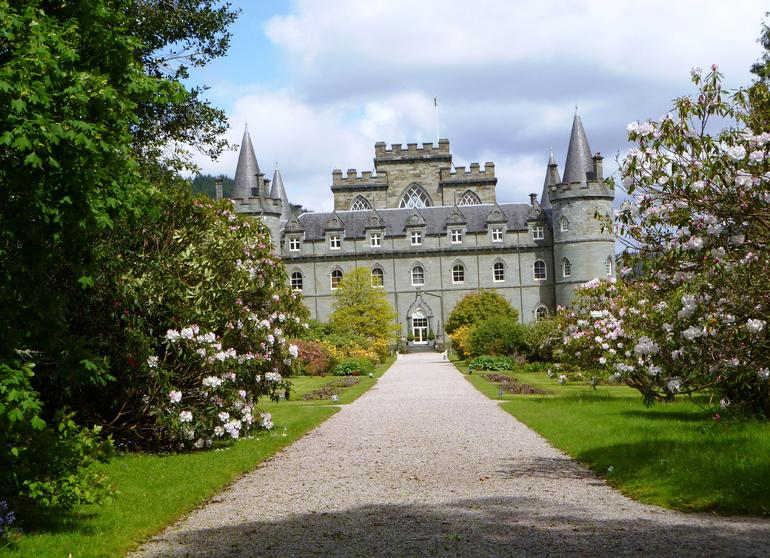 West Highlands, Inveraray Castle 3 - Edinburgh