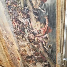 Raphael fresco , Edward Y - December 2016