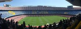 Panoramic view of Camp Nou 4/8/17 , David M - August 2017