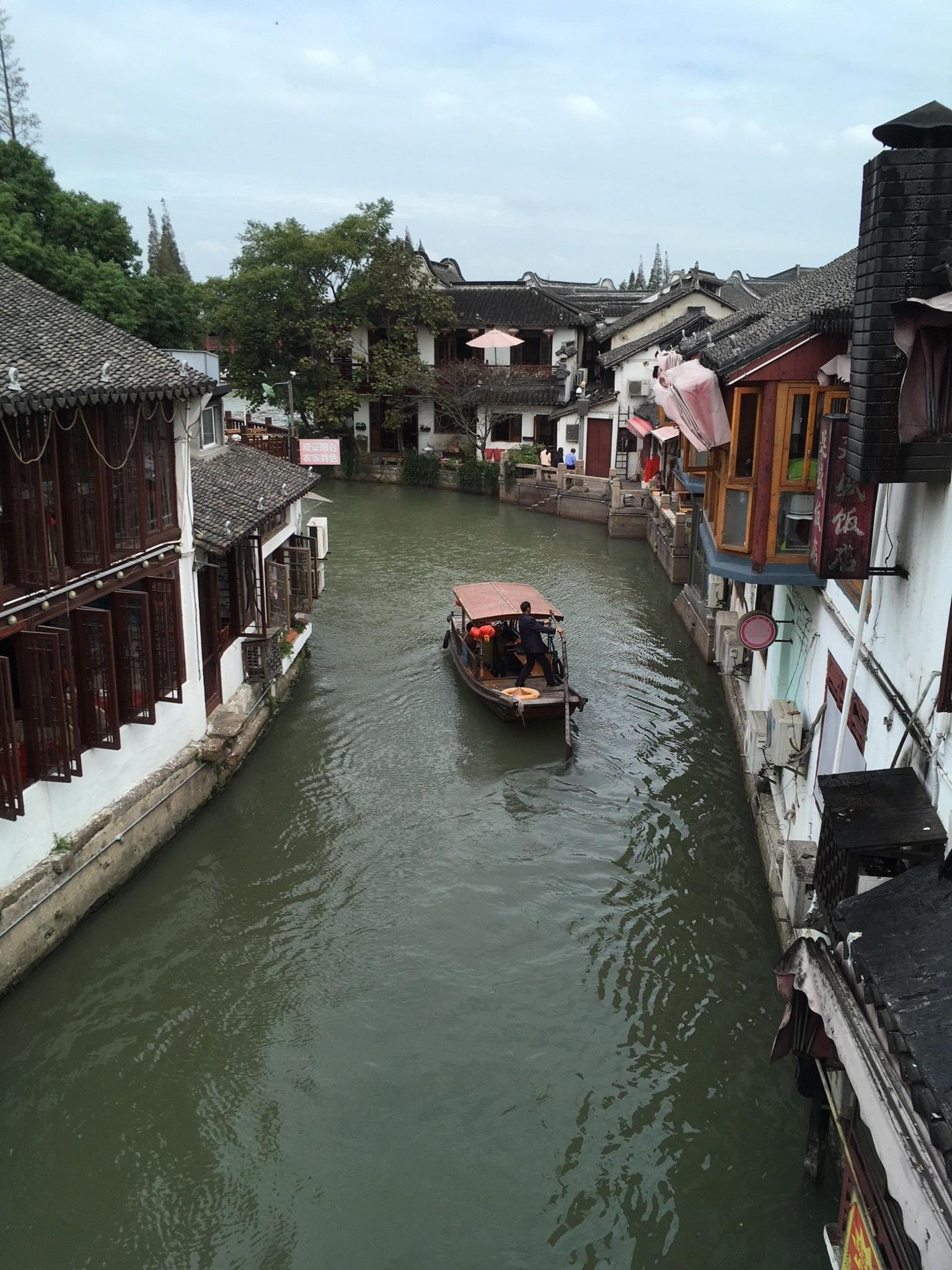 MÁS FOTOS, Half-Day Private Zhujiajiao Water Town Tour with Boat Ride from Shanghai