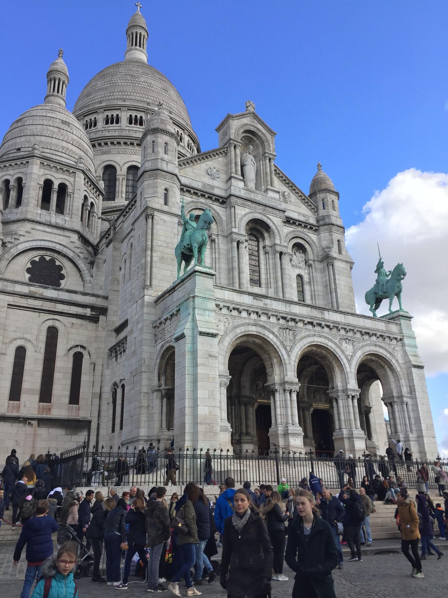 MAIS FOTOS, Excursão a pé em Montmartre, Moulin Rouge e Sacré Coeur