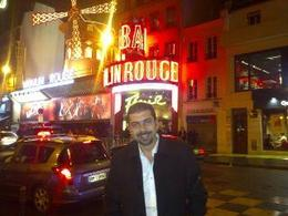 Le Moulin Rouge , nader mostafa - November 2011
