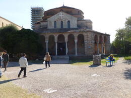 Cathedral of Santa Maria Assunta in Torcello , Barbara H - October 2011