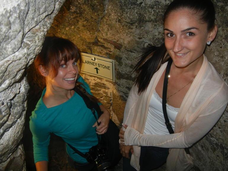 Blarney Stone - Dublin