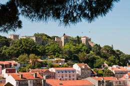 Castle of St George (Castelo de Sao Jorge) - November 2011