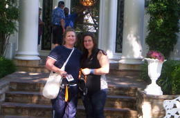 Denice and Haley at Graceland , CAROL P - June 2013