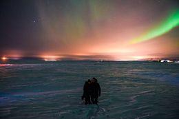 Great northern lights show , Elaine G - December 2015