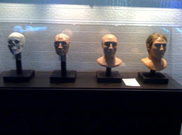 Heads on display!, Bandit - February 2011