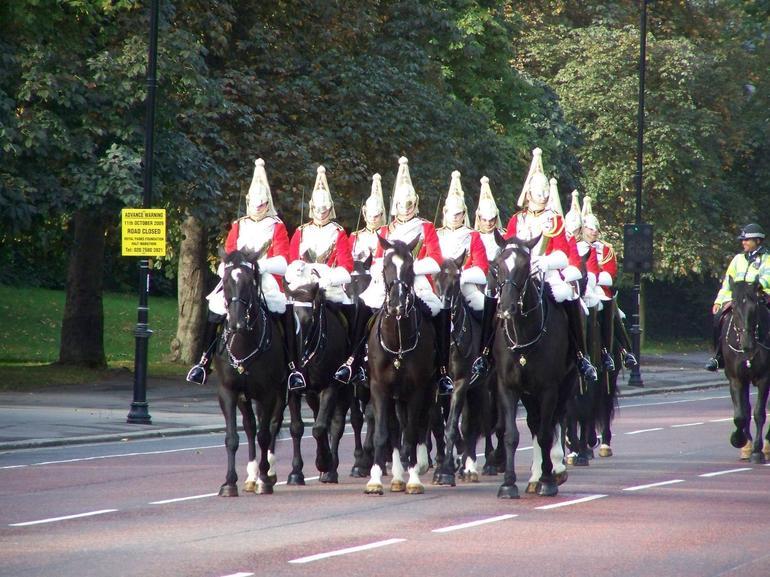 Horse Guard - London