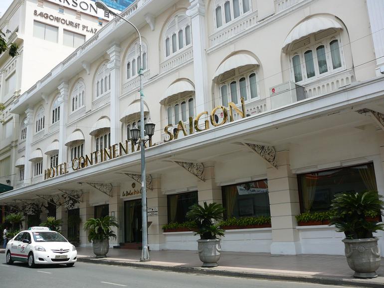 Hotel Continental - Ho Chi Minh City