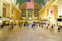 Grand Central Station - May 2011
