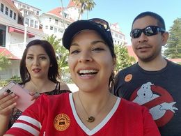Hotel Del Coronado stop, Awesome Day! , Claudia G - April 2016