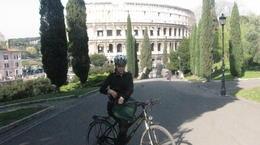 One of us near the coliseum! , Luis Eduardo D - April 2014