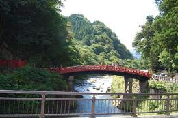 You learn the story of this sacred bridge., Edward H - September 2008