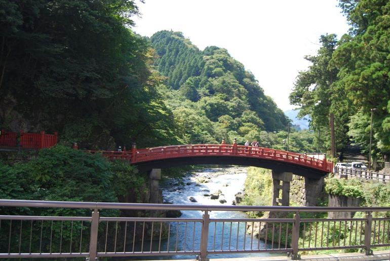 Sacred Bridge - Tokyo