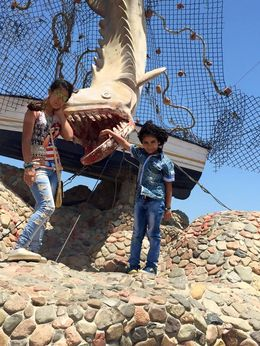 Sinbad Submarine , Ahmed A - July 2015
