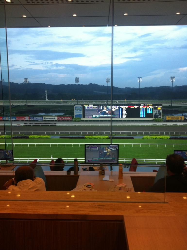 Singapore races - Singapore