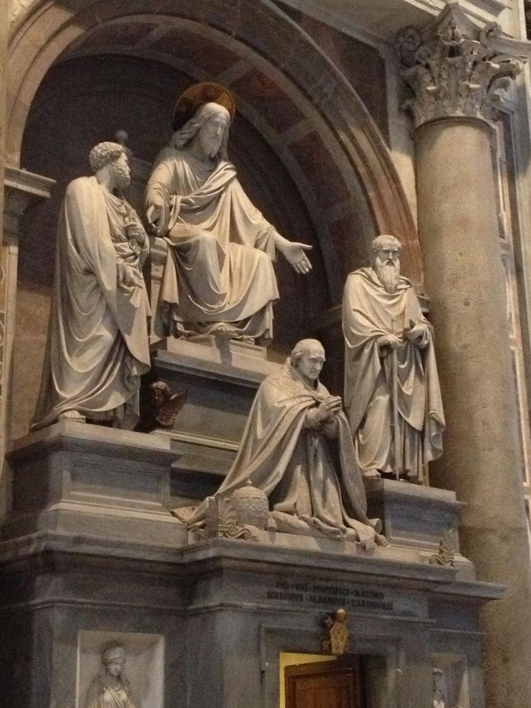 St Pieter Basiliek - Rome