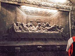 The Last Supper - Salt Carvings , Japandrea02 - October 2015