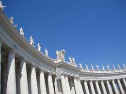 Een mooie zomerdag in het Vaticaan , Lambertus d - September 2016
