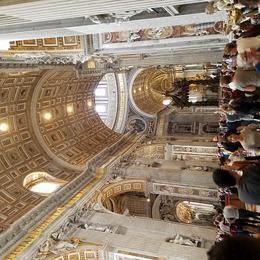 St. Peter's Basilica , Edward Y - December 2016