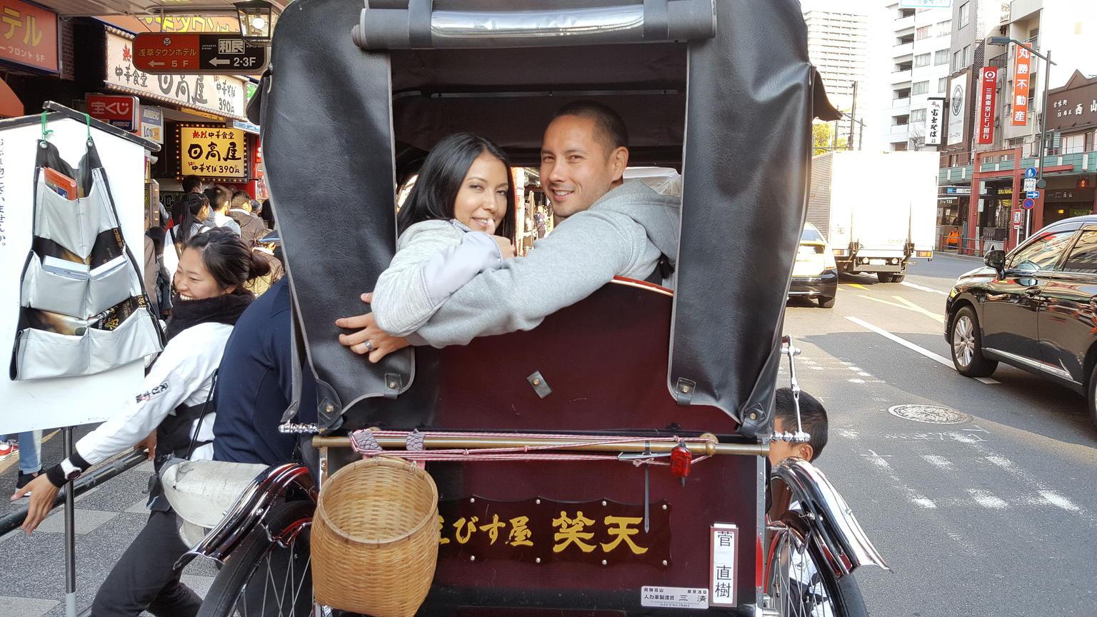 MÁS FOTOS, Tokyo Asakusa Rickshaw Tour