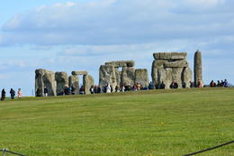 Walking around Stonehenge. , Greg - May 2017