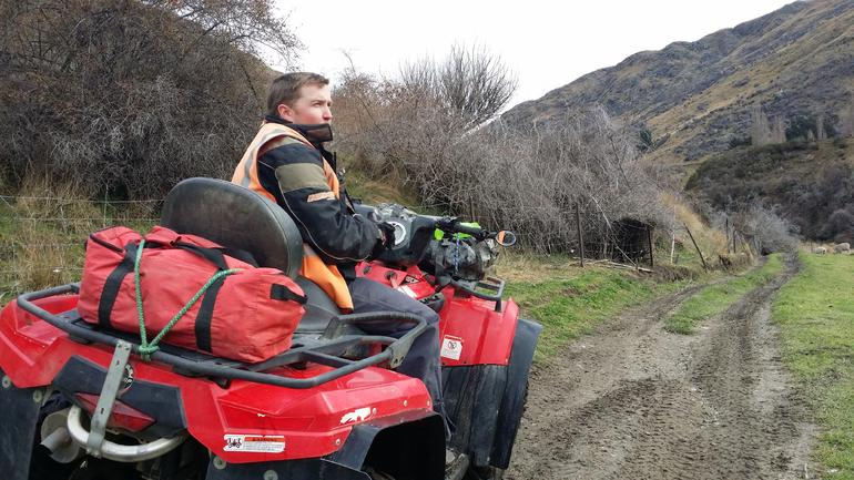 Queenstown ATV Tour photo 14