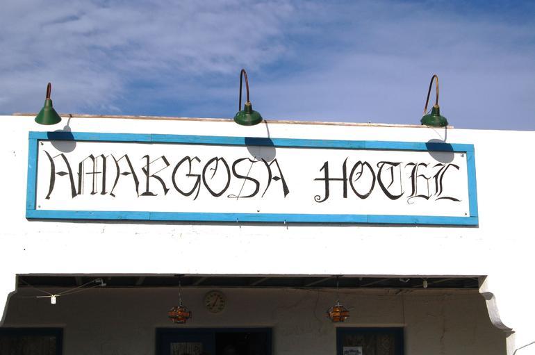 Amargosa - Las Vegas