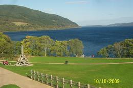 Loch Ness, ANAND P - October 2009