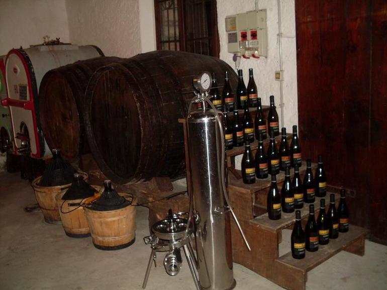 Casella- Winemaker - Venice
