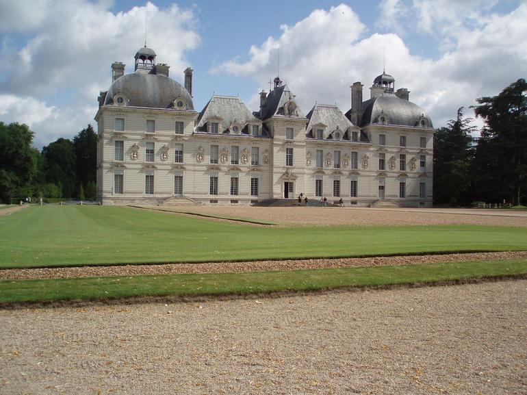 Cheverny - Paris