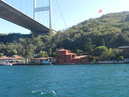 Incredible ride in bosphorus after the Egyptian Bazaar , Ramiz M - January 2015