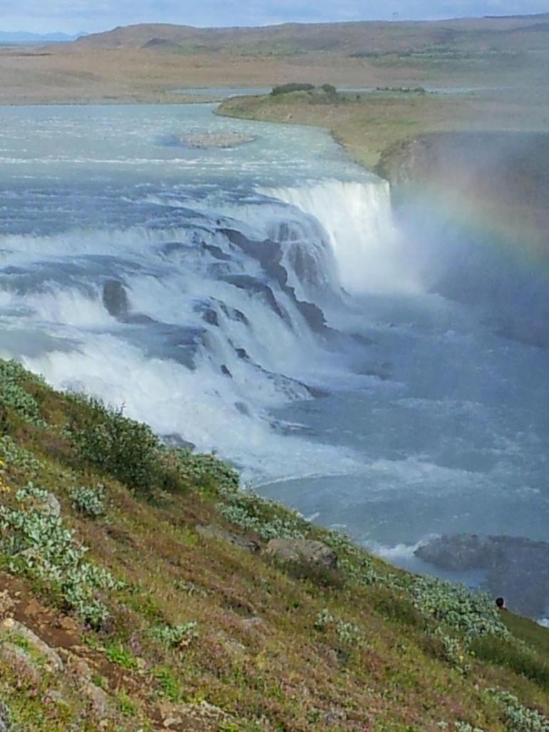 Gulfoss Waterfalls - Reykjavik