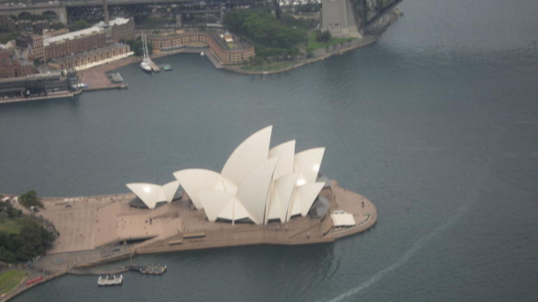 Helicopter Tour Sydney - Sydney