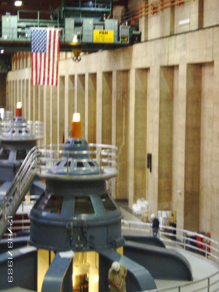 Hoover Dam Power Plant - Las Vegas