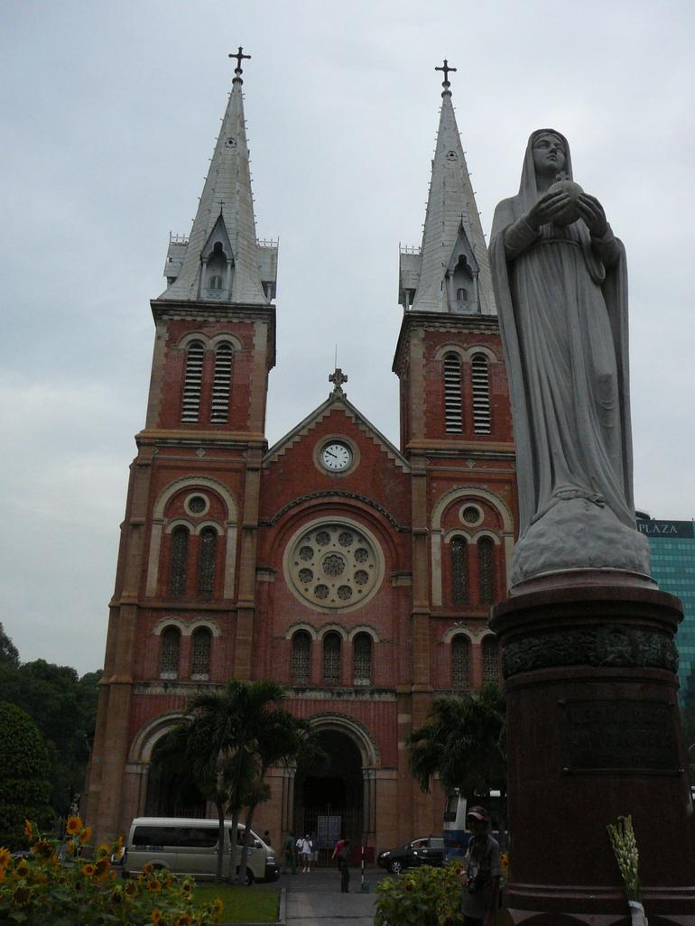 Notre Dam Cathederal - Ho Chi Minh City