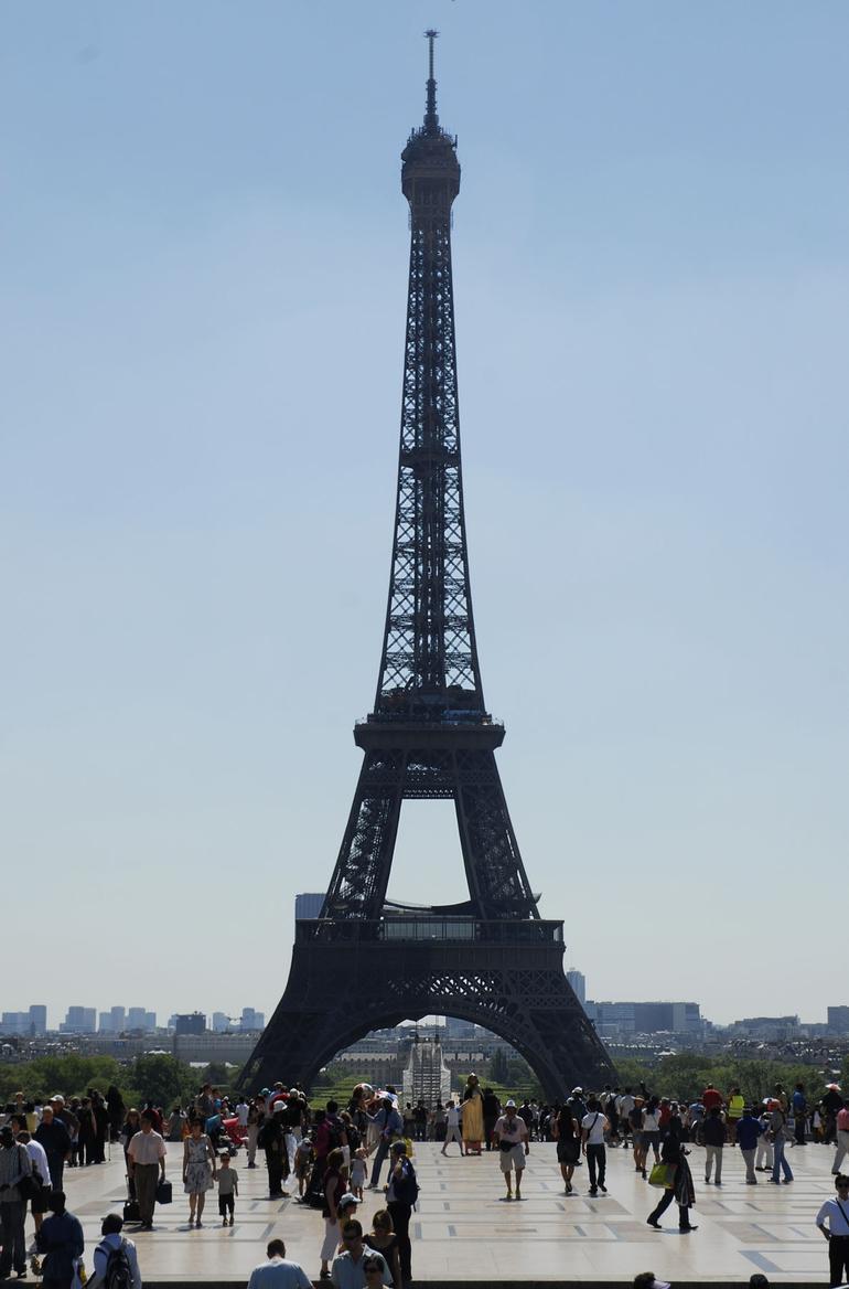Parc du Champs de Mars - Paris