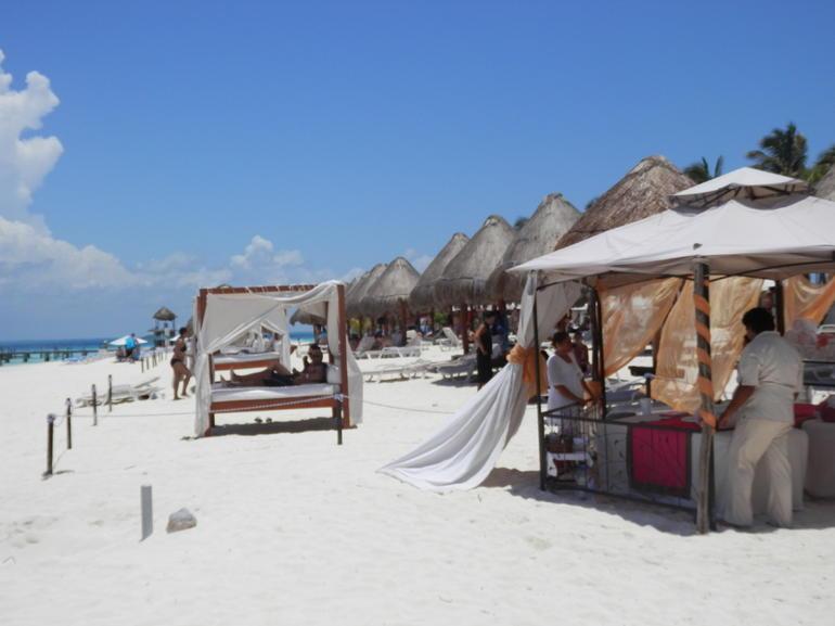 Parece coisa das Arabias! - Cancun