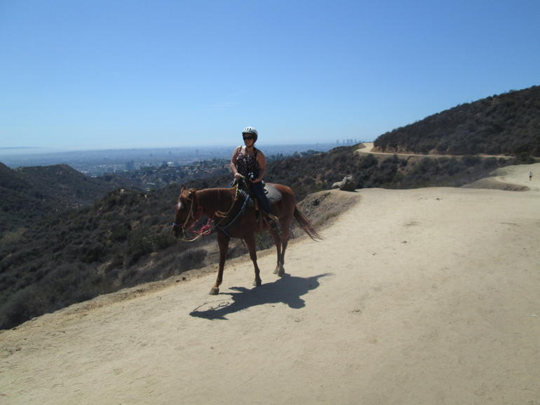 Riding the trails - Anaheim & Buena Park