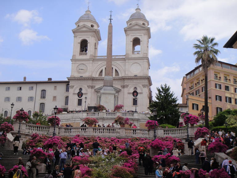 Rome City Bike Tour - Rome