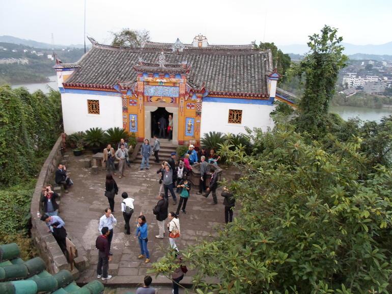 Shibaozhai - Yangtze River