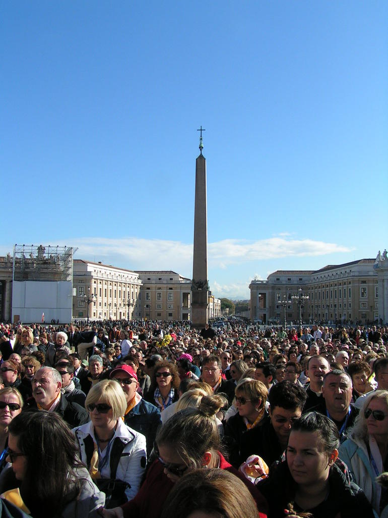 St.Peter's Square - Rome