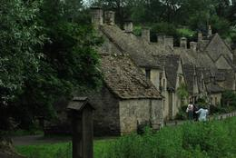 Our first stop in The Cotswolds. , Lisa - July 2012