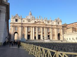 The Vatican was impressive. , 2nd one - January 2014