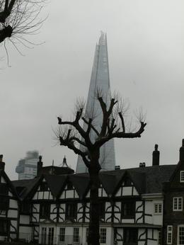 Ganz London besteht aus diesen Gegensätzen , Maria S - March 2013