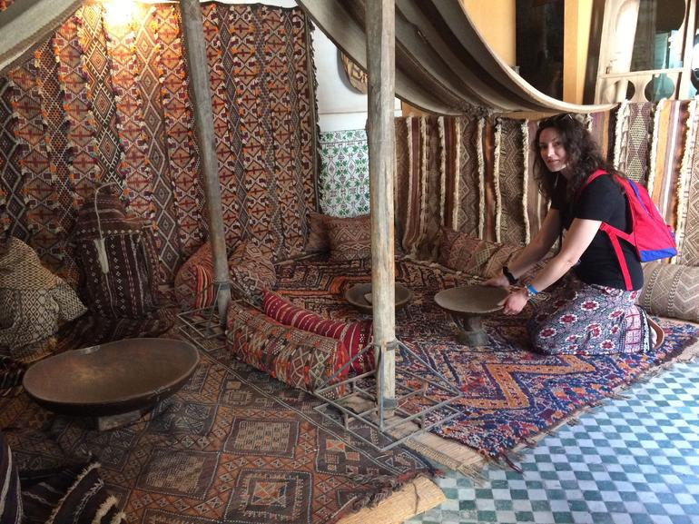 Full Immersion in Marrakech Day Tour with Lunch photo 39