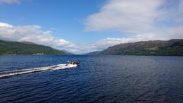 Le Loch Ness... , Fabrice C - September 2017
