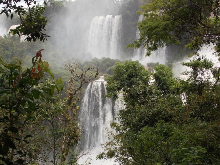 Argentine falls - Buenos Aires