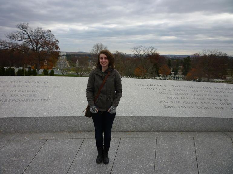 Arlington Cemetery - Washington DC